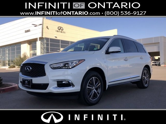 2017 INFINITI QX60 PREMIUM/PREMIUM PLUS AWD Premium Unleaded V-6 3.5 L/213 [2]