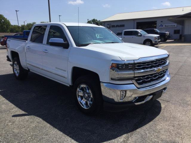 Used 2017 Chevrolet Silverado 1500 in Charleston, IL