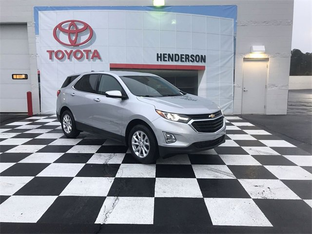 Used 2018 Chevrolet Equinox in Henderson, NC