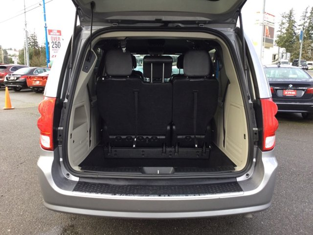 Used 2017 Dodge Grand Caravan SXT Wagon