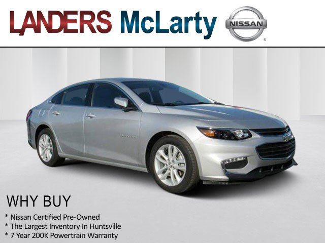 Used 2017 Chevrolet Malibu in Huntsville, AL