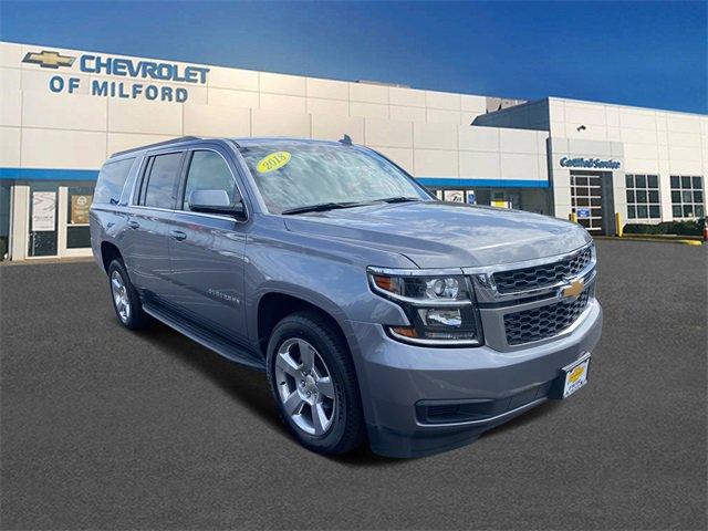 2018 Chevrolet Suburban LT 4WD 4dr 1500 LT Gas/Ethanol V8 5.3L/ [17]