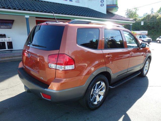 Used 2009 Kia Borrego 4WD 4dr V6 EX