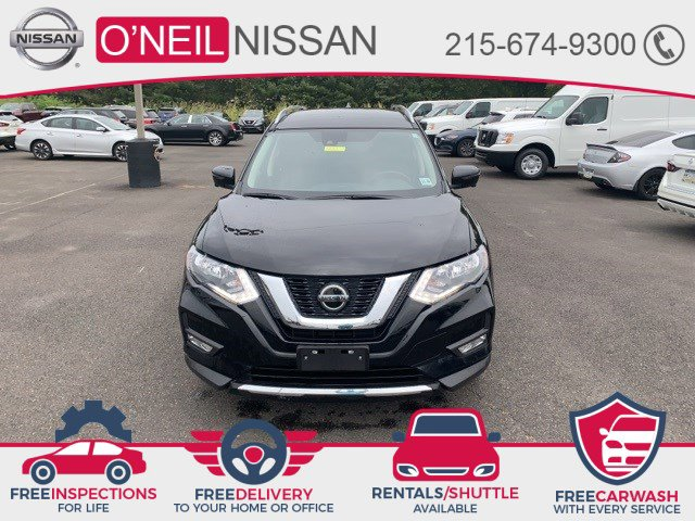 2020 Nissan Rogue SL AWD SL Regular Unleaded I-4 2.5 L/152 [7]
