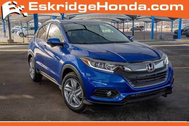 New 2020 Honda HR-V in Oklahoma City, OK