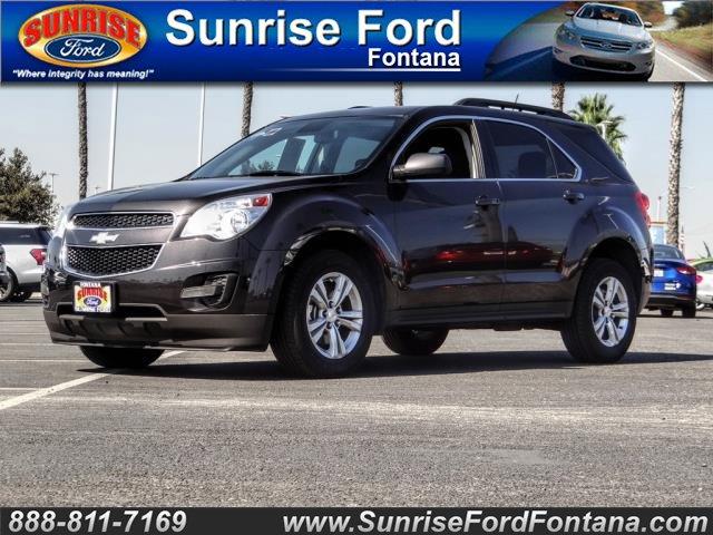 2014 Chevrolet Equinox LT FWD 4dr LT w/1LT Gas/Ethanol V6 3.6/217 [0]