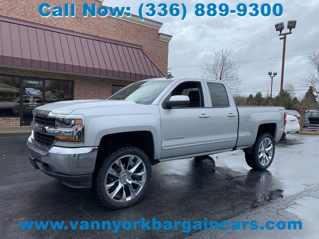Used 2018 Chevrolet Silverado 1500 in High Point, NC