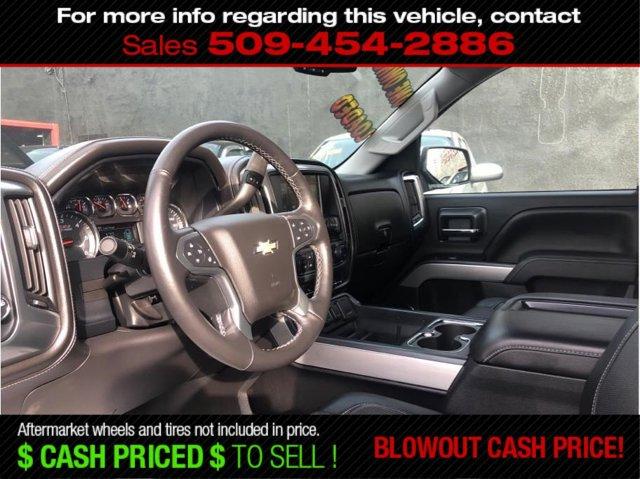 Used 2014 Chevrolet Silverado 1500 LTZ