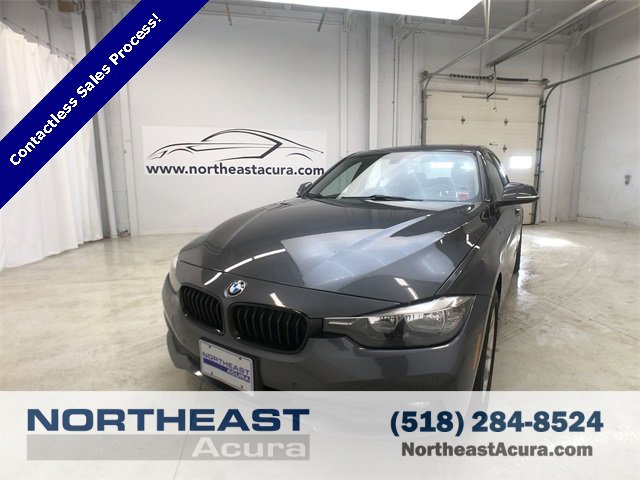 Used 2016 BMW 3 Series in Latham, NY