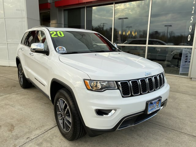 Used 2020 Jeep Grand Cherokee in Lexington Park, MD