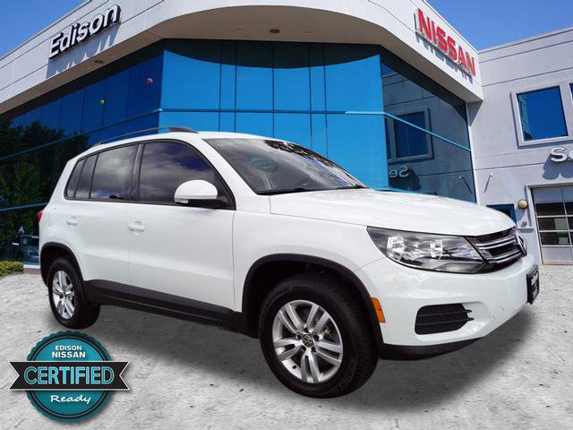 Used 2017 Volkswagen Tiguan in Little Falls, NJ
