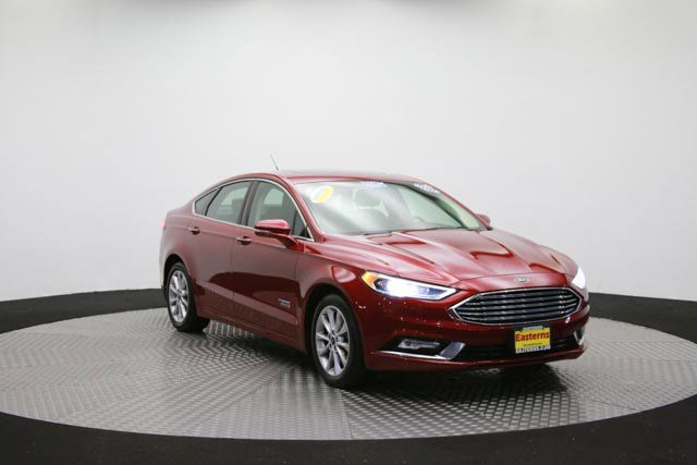 2017 Ford Fusion Energi for sale 122753 44