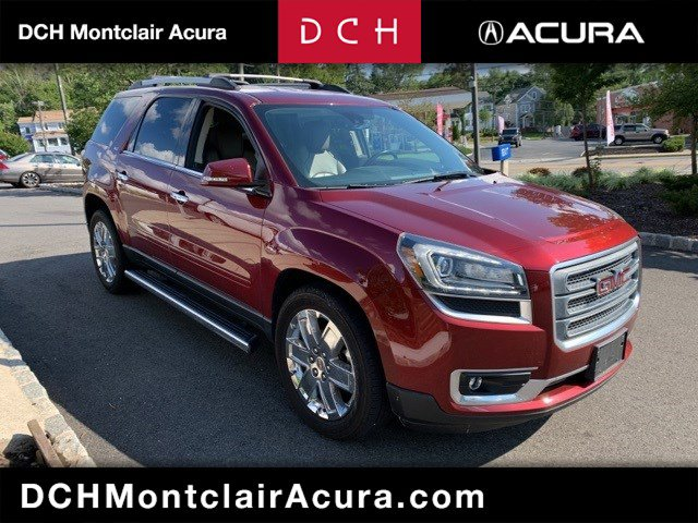 Used 2017 GMC Acadia Limited in Verona, NJ