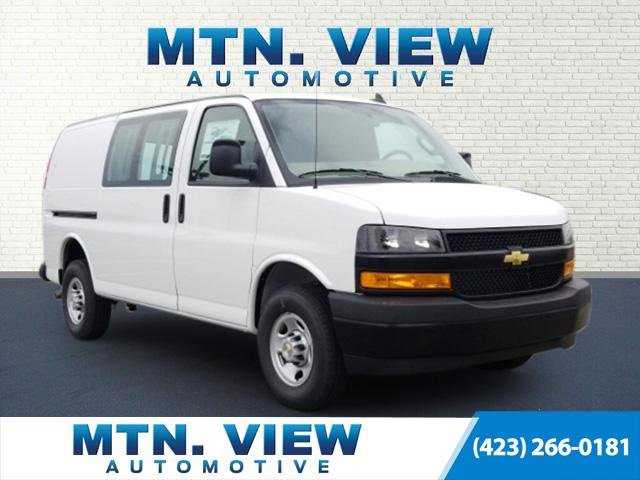 New 2020 Chevrolet Express Cargo Van in Chattanooga, TN