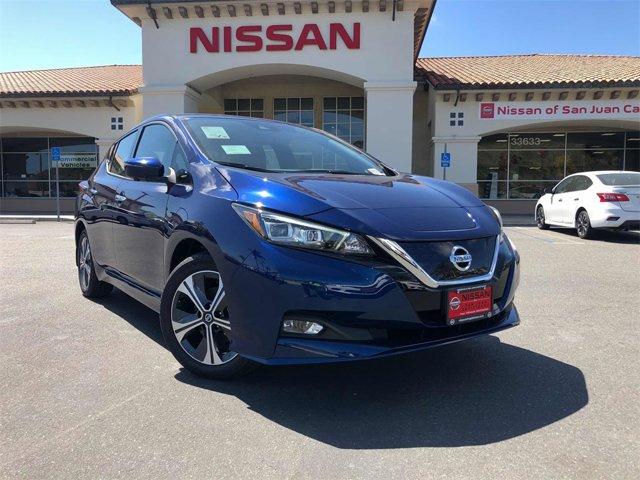 2020 Nissan LEAF SL PLUS SL PLUS Hatchback Electric [15]