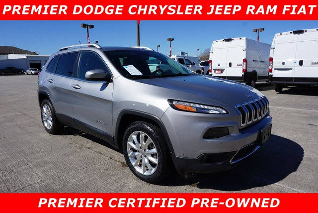 Used 2017 Jeep Cherokee in , LA