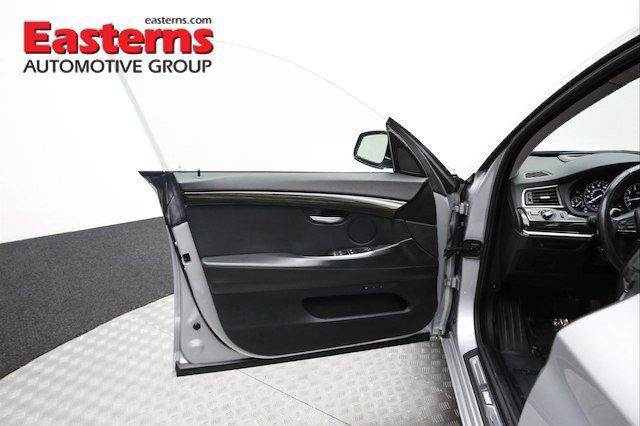 2016 BMW 5 Series Gran Turismo 535i xDrive Hatchback