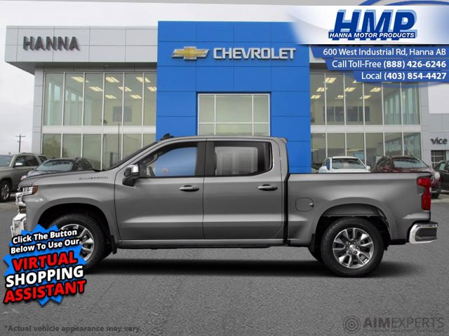 2021 Chevrolet Silverado 1500 LT Trail Boss 4WD Crew Cab 147″ LT Trail Boss Gas V8 6.2L/376 [5]