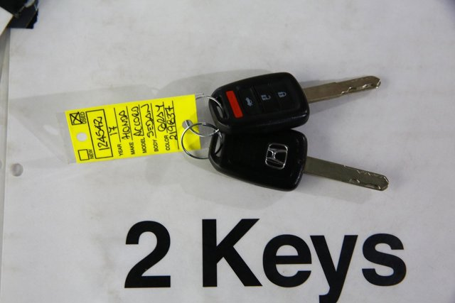 2017 Honda Accord for sale 124542 21