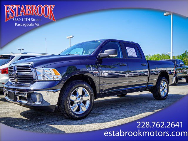 Used 2019 Ram 1500 Classic in , MS