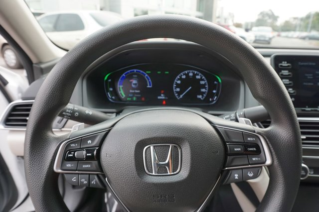 Used 2019 Honda Accord Hybrid Sedan
