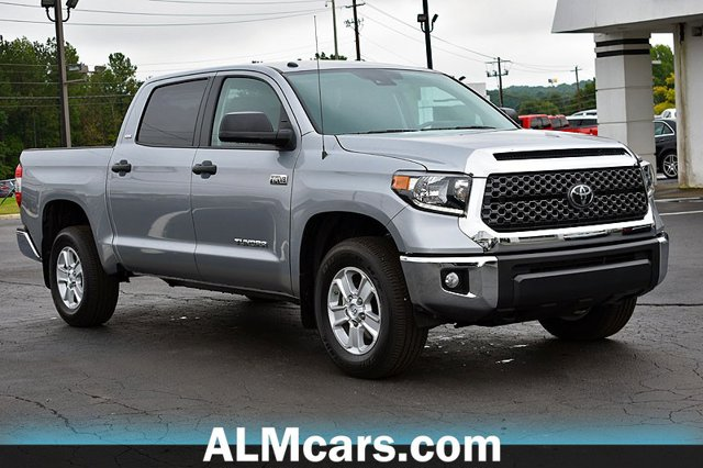 Pre-Owned 2019 Toyota Tundra 4WD SR5