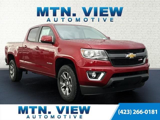 New 2020 Chevrolet Colorado in Chattanooga, TN
