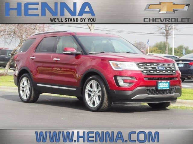 Used 2017 Ford Explorer in Austin, TX