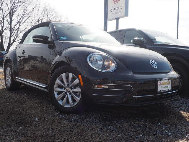 Used 2019 Volkswagen Beetle Convertible in Norwood, MA