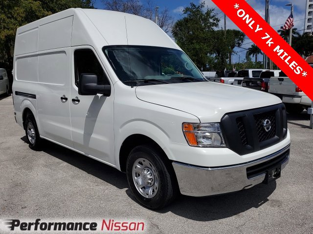 Used 2019 Nissan NV2500 HD in Cleveland, OH