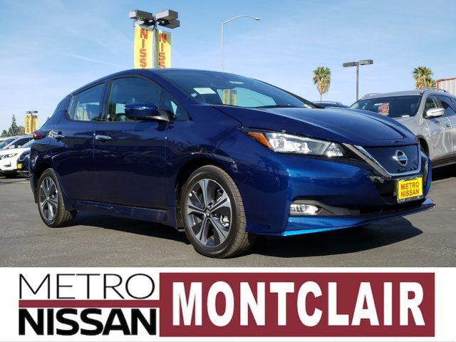 2020 Nissan LEAF SL PLUS SL PLUS Hatchback Electric [17]