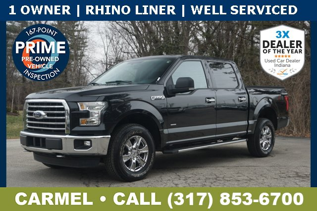 Used 2015 Ford F-150 in Indianapolis, IN