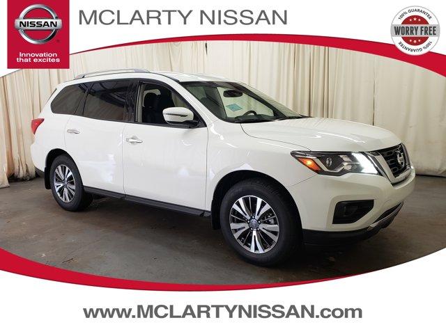 New 2019 Nissan Pathfinder in Little Rock, AR