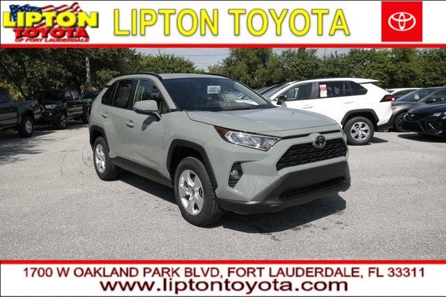 New 2019 Toyota RAV4 in Ft. Lauderdale, FL