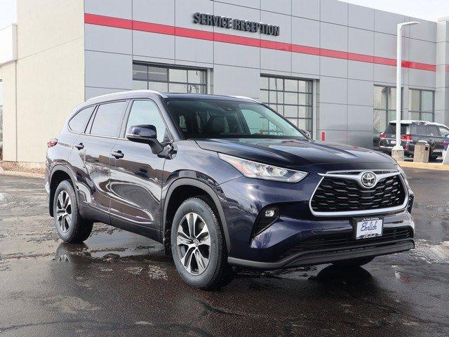 New 2020 Toyota Highlander in Laramie, WY