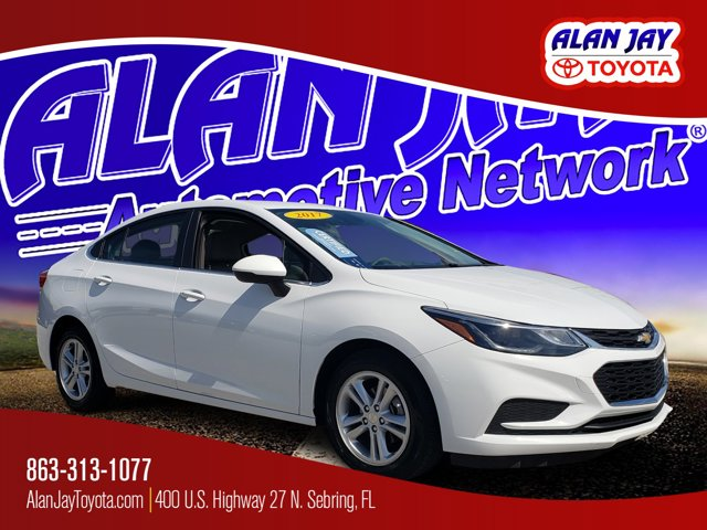 Used 2017 Chevrolet Cruze in Sebring, FL