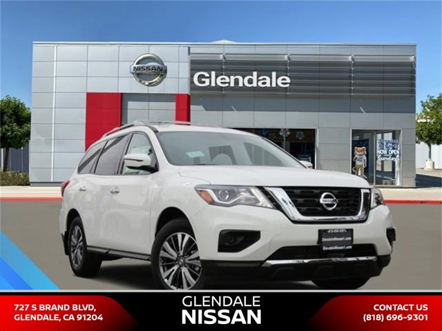 2019 Nissan Pathfinder S FWD S Regular Unleaded V-6 3.5 L/213 [4]
