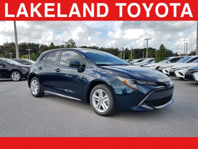 New 2020 Toyota Corolla Hatchback in Lilburn, GA