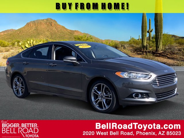 Used 2016 Ford Fusion in Phoenix, AZ