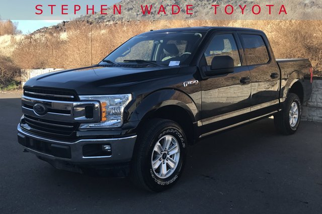 Used 2018 Ford F-150 in St. George, UT