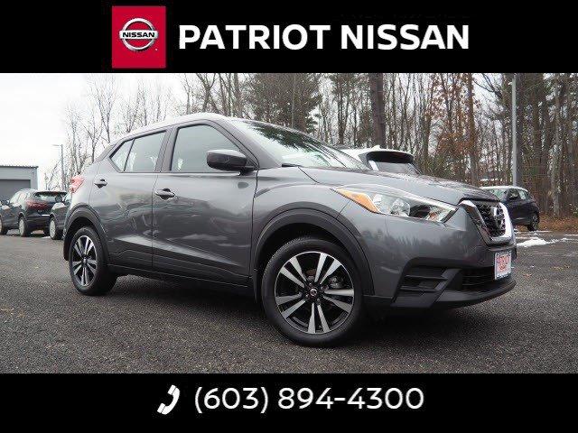 New 2019 Nissan Kicks in Salem, NH