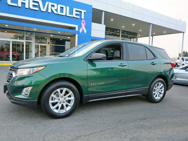 Used 2018 Chevrolet Equinox FWD 4dr LS w-1LS