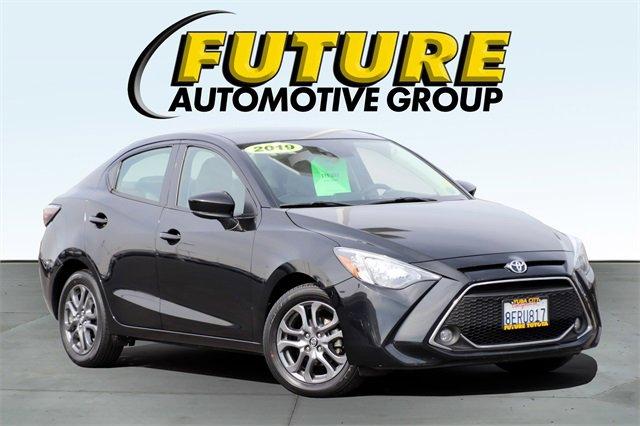 Used 2019 Toyota Yaris Sedan in Yuba City, CA