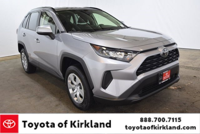 New 2020 Toyota RAV4 in Kirkland, WA