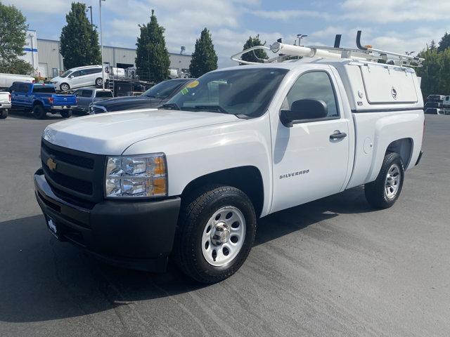 Used 2012 Chevrolet Silverado 1500 in Burlington, WA