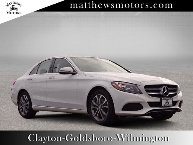 Used 2016 Mercedes-Benz C 300 Luxury 4MATIC w/ Nav in , NC