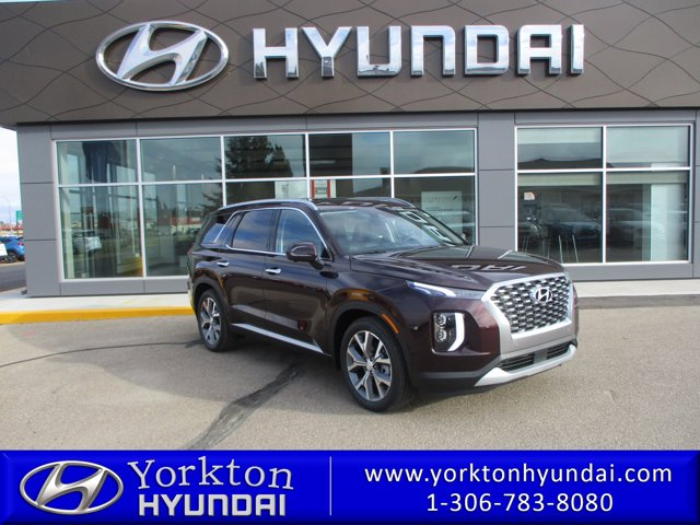 2021 Hyundai Palisade Luxury