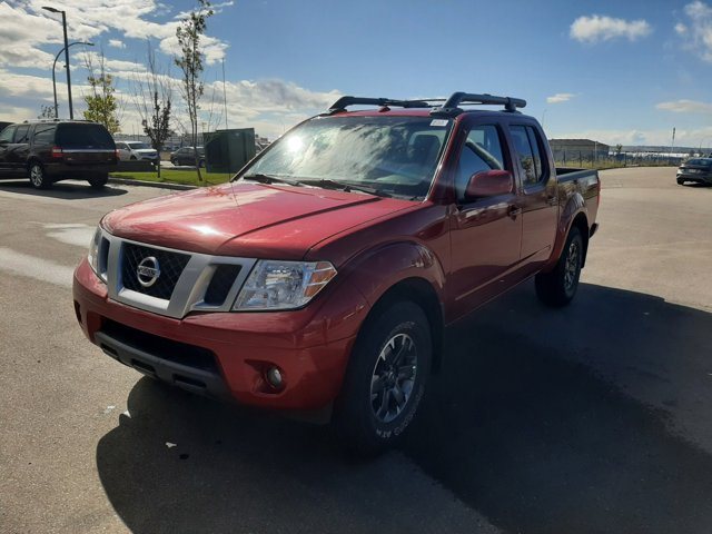 2017 Nissan Frontier PRO-4X | LEATHER | 4X4 | *GREAT DEAL*  Regular Unleaded V-6 4.0 L/241 [0]