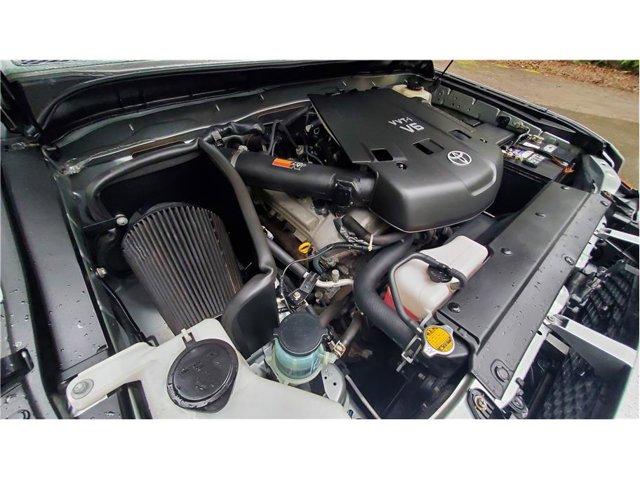 2009 Toyota FJ Cruiser Sport Utility 2D