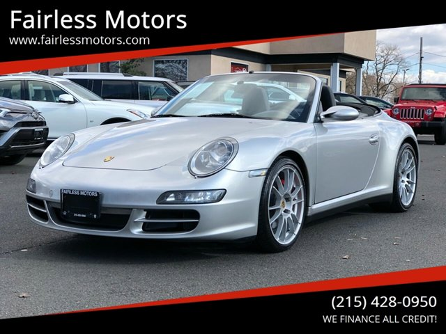 Used 2006 Porsche 911 in Fairless Hills, PA
